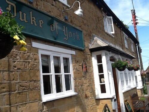 . The Duke of York