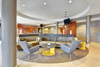Lobby at SpringHill Suites by Marriott Columbia in Columbia
