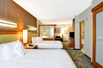Guestroom at SpringHill Suites by Marriott Columbia in Columbia