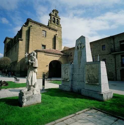 Parador de Santo Domingo Bernardo de Fresneda, La Rioja