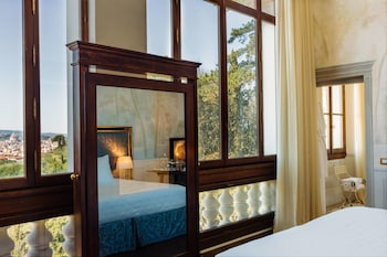 Deluxe Double Room, View (Dome)