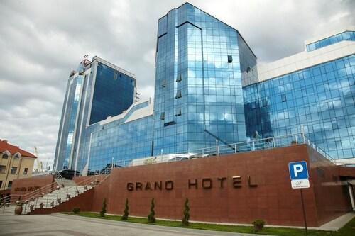Grand Hotel Astrakhan, Privolzhskiy rayon
