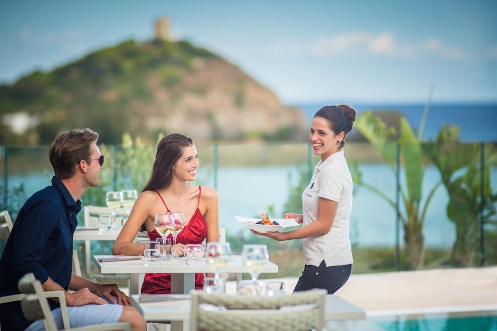치아 라구나 - 호텔 라구나(Chia Laguna - Hotel Laguna) Hotel Image 35 - Restaurant