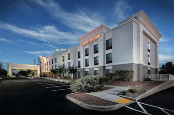 東圖森威廉姆斯中心歡朋套房飯店 Hampton Inn & Suites Tucson East/Williams Center
