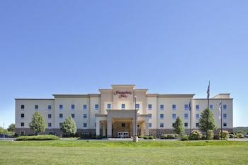 Hotel - Hampton Inn Matamoras - Milford