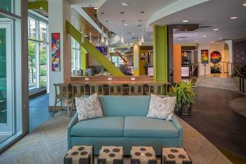 阿什維爾市中心靛藍飯店 Hotel Indigo Asheville Downtown, an IHG Hotel