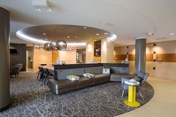 賽勒姆漢尼斯購物中心萬豪春丘套房飯店 Springhill Suites by Marriott Winston-Salem Hanes Mall