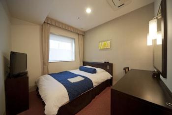 シングルルーム 喫煙 シングルサイズベッド 1 台|16㎡|ハートン ホテル東品川