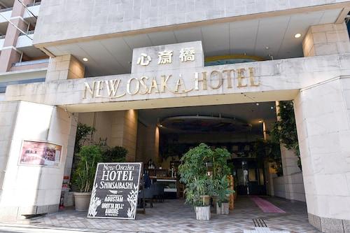 New Osaka Hotel Shinsaibashi, Osaka