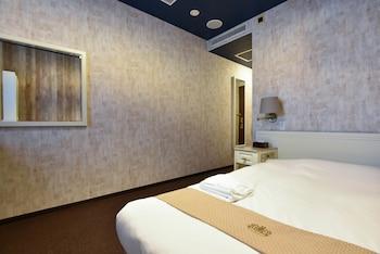 エコノミー ダブルルーム 喫煙可|14㎡|ニュー オーサカ ホテル心斎橋