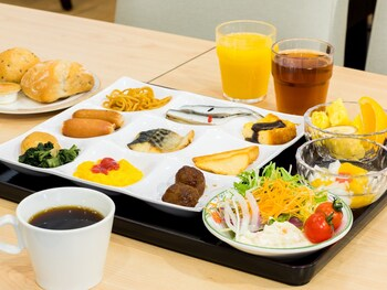 APA HOTEL OKAYAMA-EKIMAE Breakfast buffet