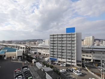 APA HOTEL OKAYAMA-EKIMAE View from Room