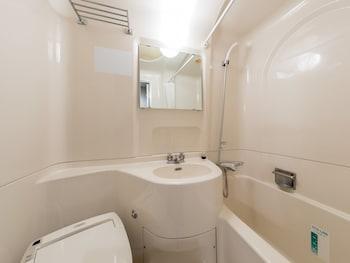 APA HOTEL OKAYAMA-EKIMAE Bathroom