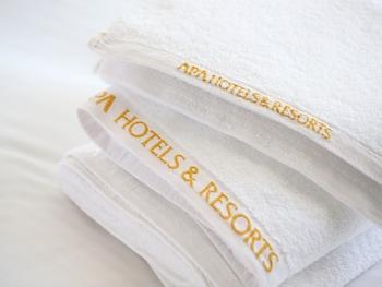 APA HOTEL OKAYAMA-EKIMAE Bathroom Amenities