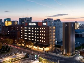 APA HOTEL OKAYAMA-EKIMAE Exterior