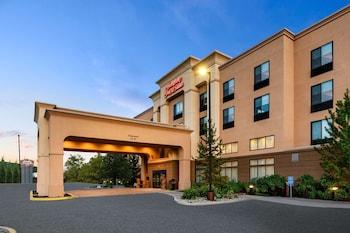 費爾班克斯歡朋套房飯店 Hampton Inn & Suites Fairbanks