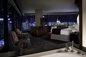Guestroom at Elara by Hilton Grand Vacations - Center Strip in Las Vegas