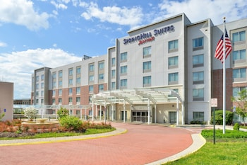Hotel - SpringHill Suites by Marriott Fairfax Fair Oaks