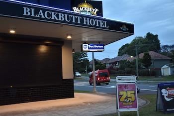 布萊克巴特貝斯特韋斯特飯店 Best Western Blackbutt Inn