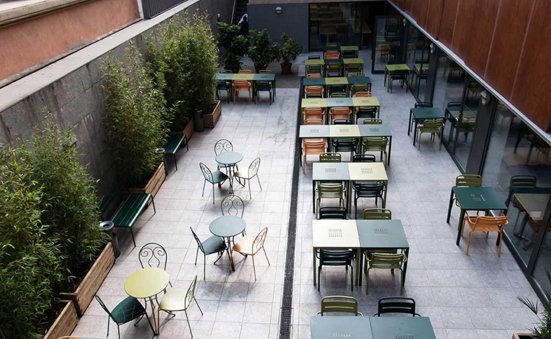 Barcelona Pere Tarres Hostel