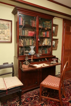 The Elms Bed and Breakfast - Library  - #0