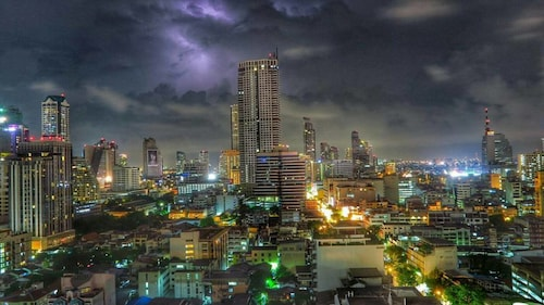 Furama Silom Bangkok, Bang Rak