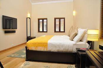Villa, 1 King Bed