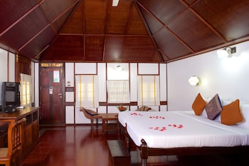 Hotel - The Travancore Heritage Beach Resort