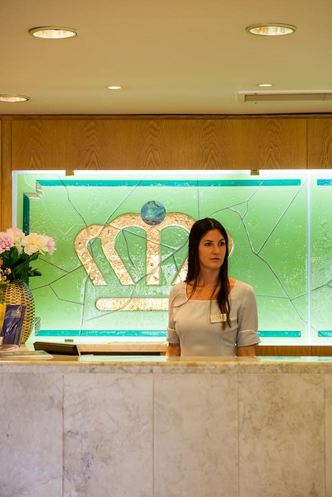 테오파노 임페리얼 팰리스(Theophano Imperial Palace) Hotel Image 35 - Reception