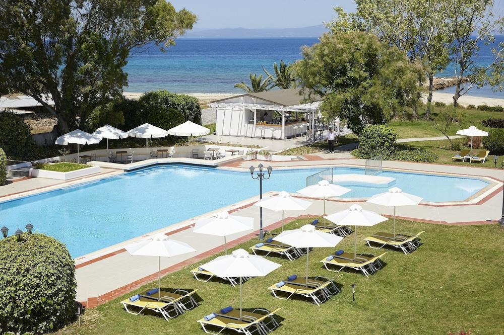테오파노 임페리얼 팰리스(Theophano Imperial Palace) Hotel Image 48 - Outdoor Pool