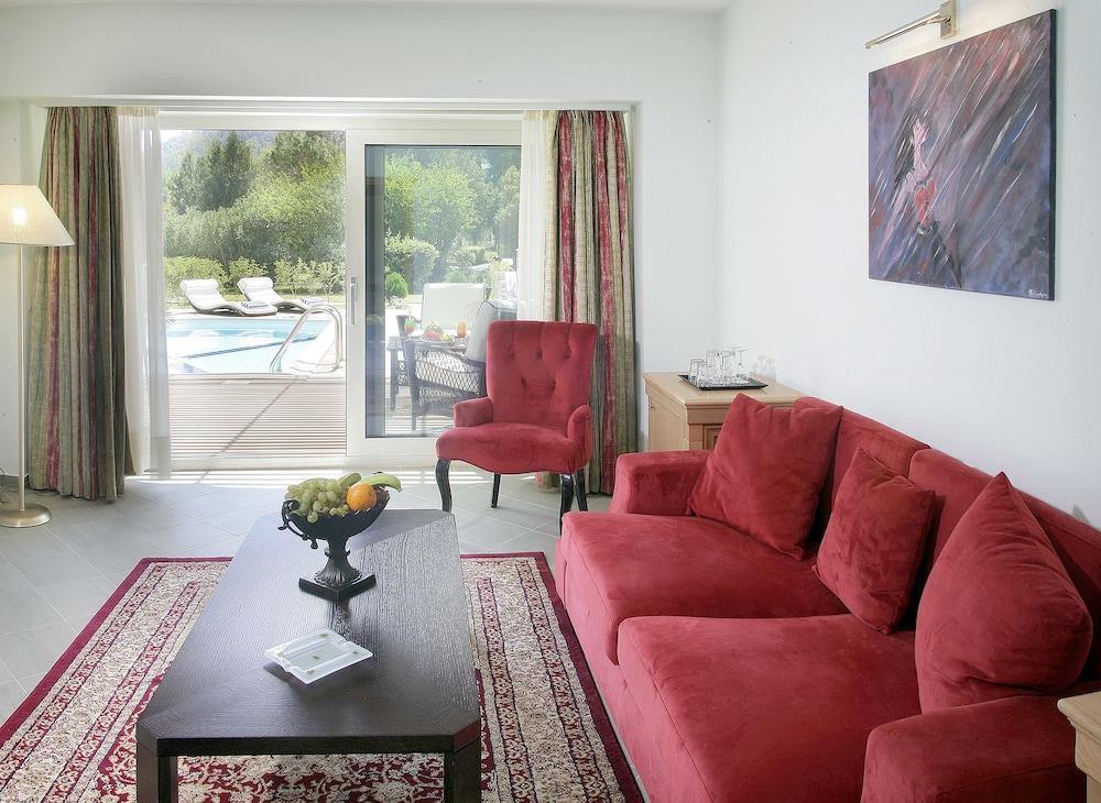 테오파노 임페리얼 팰리스(Theophano Imperial Palace) Hotel Image 25 - Living Area