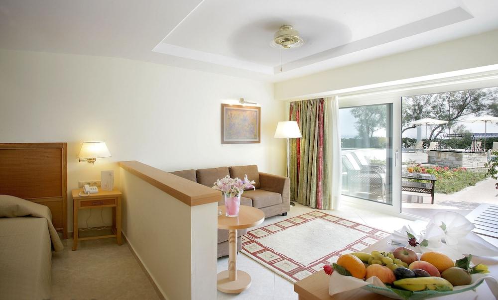 테오파노 임페리얼 팰리스(Theophano Imperial Palace) Hotel Image 24 - Living Area