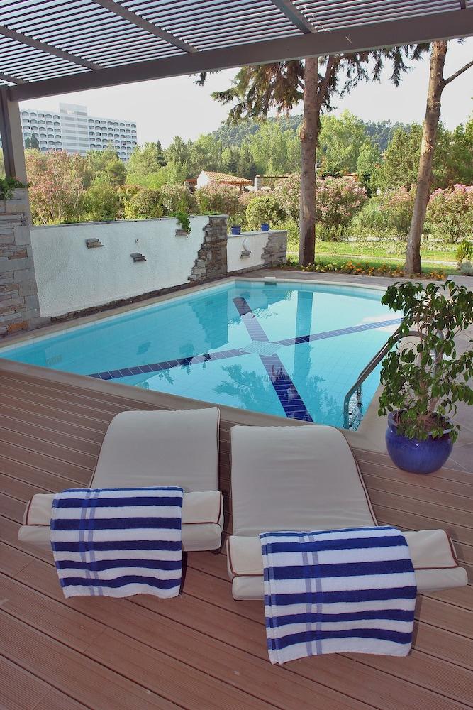 테오파노 임페리얼 팰리스(Theophano Imperial Palace) Hotel Image 36 - Terrace/Patio