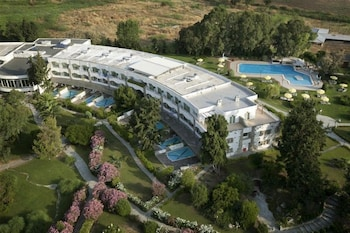 테오파노 임페리얼 팰리스(Theophano Imperial Palace) Hotel Image 2 - Aerial View