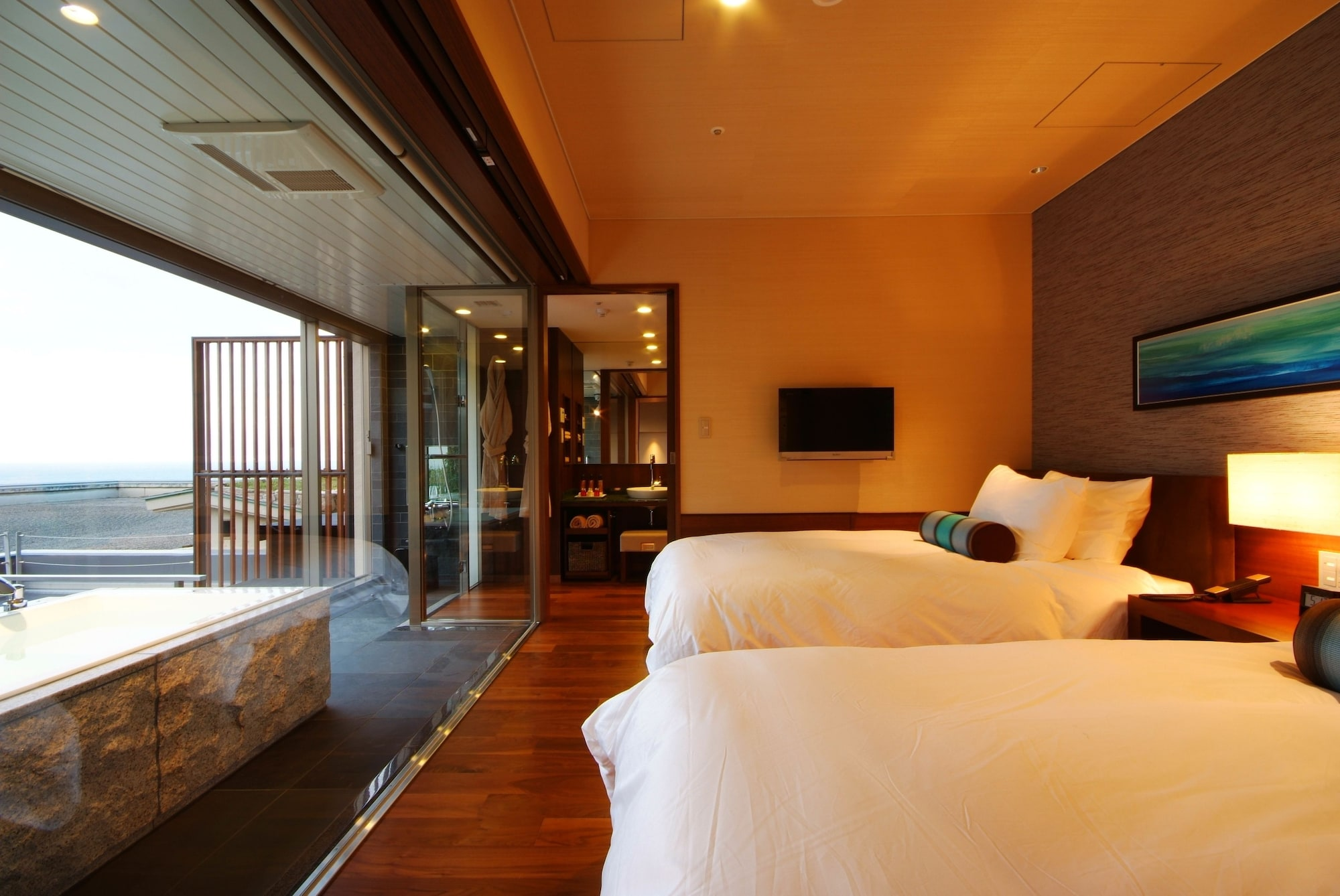 Hotel Kinparo, Toyooka