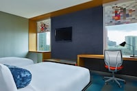 aloft, Room, 2 Queen Beds