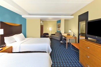 Suite, 2 Queen Beds, Non Smoking (Extended)