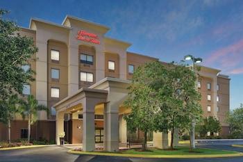 西勞德代爾堡索格拉斯塔馬拉克歡朋套房飯店 Hampton Inn & Suites Ft. Lauderdale West-Sawgrass/Tamarac