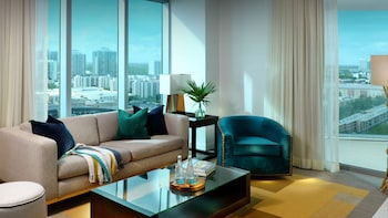 Two Bedroom City View Suite