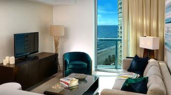 Two Bedroom Partial Ocean View Suite