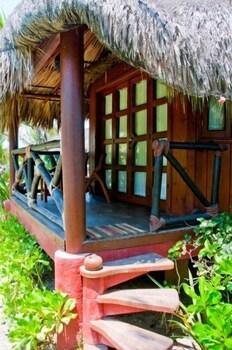 카사 얄마 칸 센소르(Casa Yalma Kaan Sensor) Hotel Image 17 - Porch
