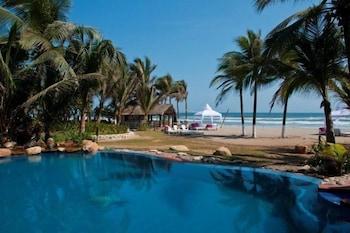 카사 얄마 칸 센소르(Casa Yalma Kaan Sensor) Hotel Image 9 - Outdoor Pool