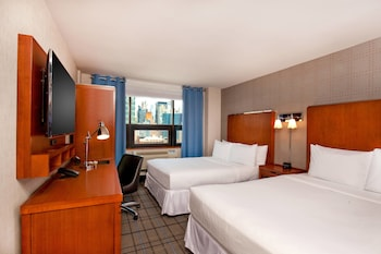 Guestroom at Four Points by Sheraton Midtown-Times Square in New York
