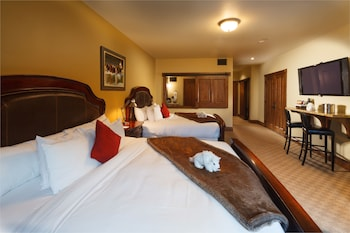Luxury Double Room, Multiple Beds