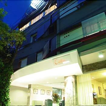 Hotel - Crillon Mendoza