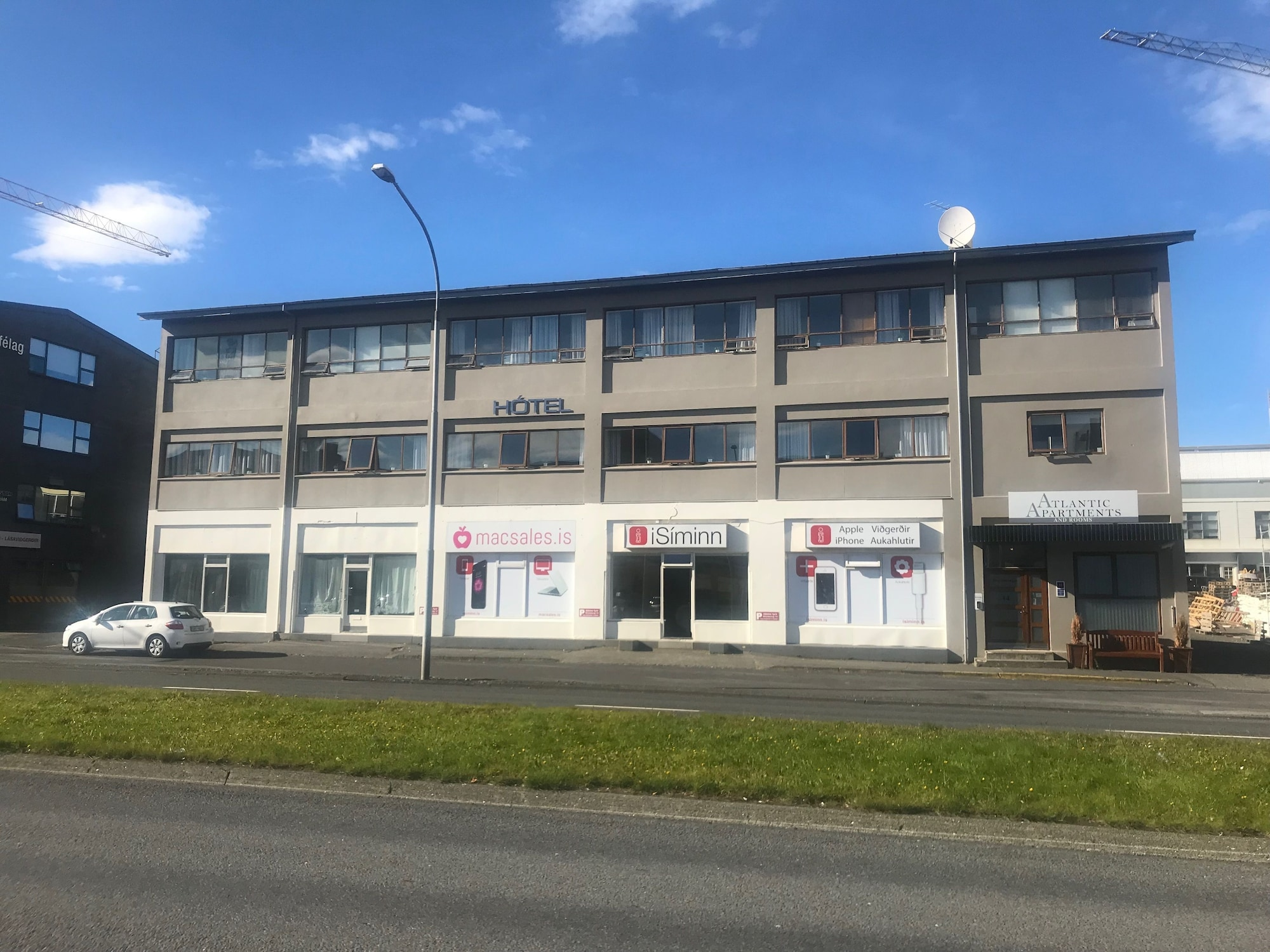 Atlantic Apartments and Rooms, Reykjavík