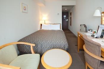 セミダブルルーム 喫煙|ホテルサンルート新潟