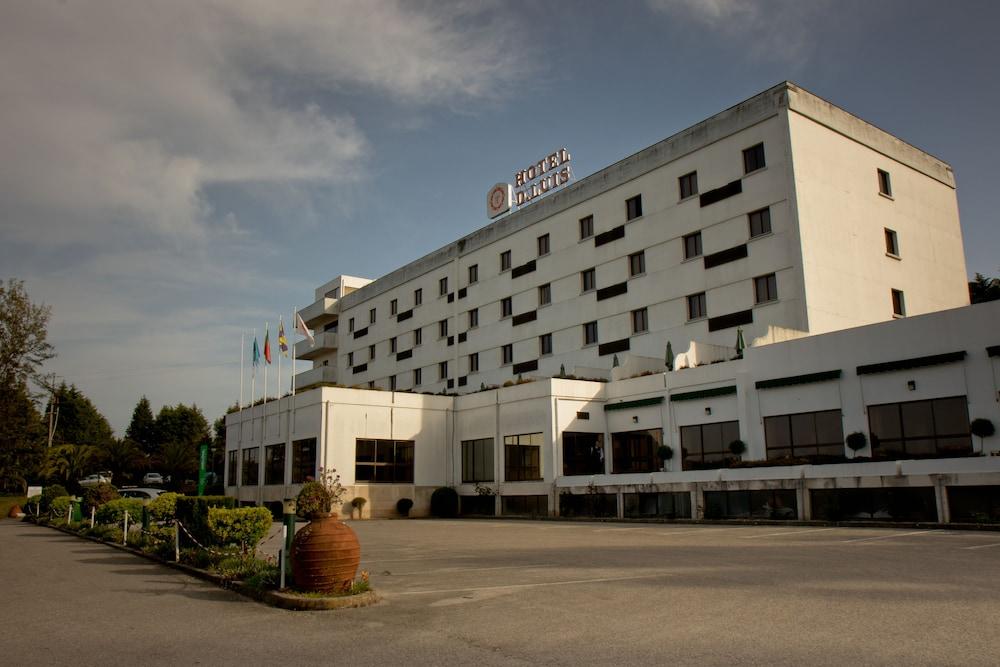 호텔 D. 루이스(Hotel D. Luís) Hotel Image 32 - Hotel Front