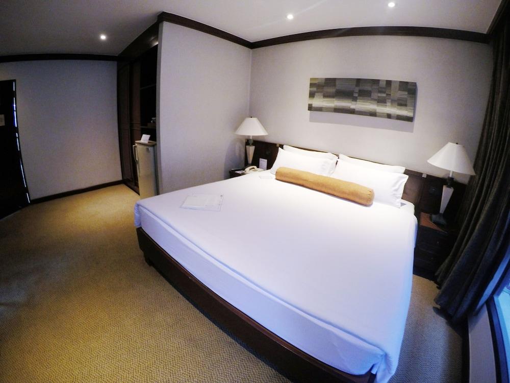 시티 로지 소이 9(City Lodge Soi 9) Hotel Image 10 - Guestroom
