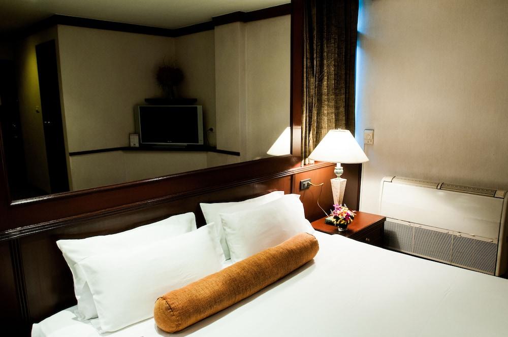 시티 로지 소이 9(City Lodge Soi 9) Hotel Image 18 - Guestroom